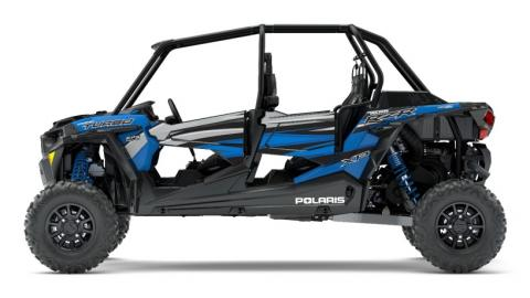 2018 Polaris RZR XP4 Turbo Recalled for Fire Hazard