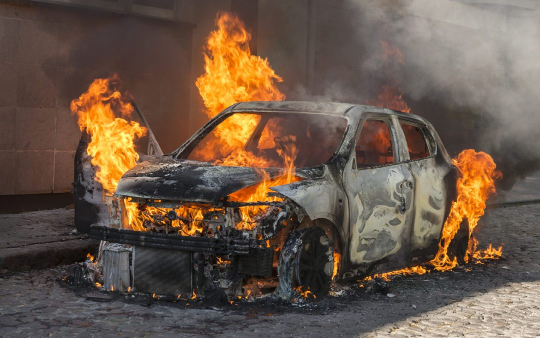 Dozens of Mysterious Fires Reported in Parked BMWs