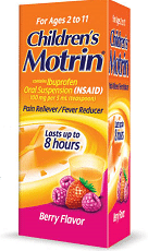 $10 Million Award Upheld in Children's Motrin Lawsuit