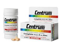 Centrum Removes Breast, Colon Health Claims from Vitamins