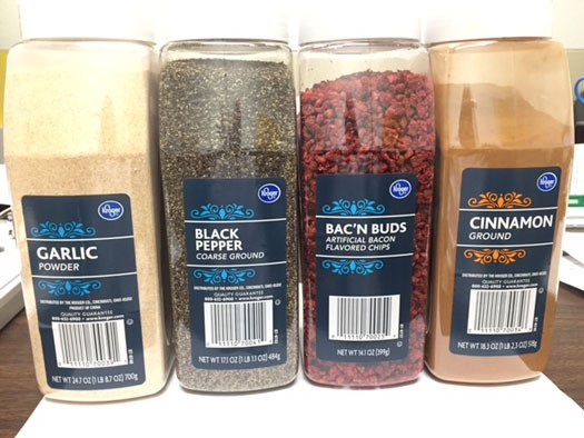 Kroger Recalls Seasonings After FDA Finds Salmonella